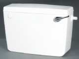 Macdee Concord Low Level Side Entry Toilet Cistern - 06095641